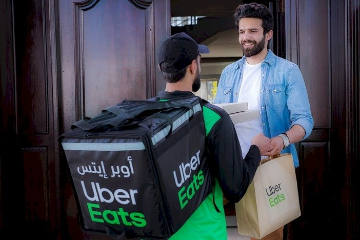 Why did Uber Eates withdraw from Egypt and other countries?
