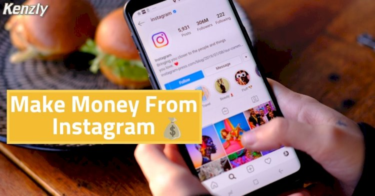 MakeMoney From Instagram Directly