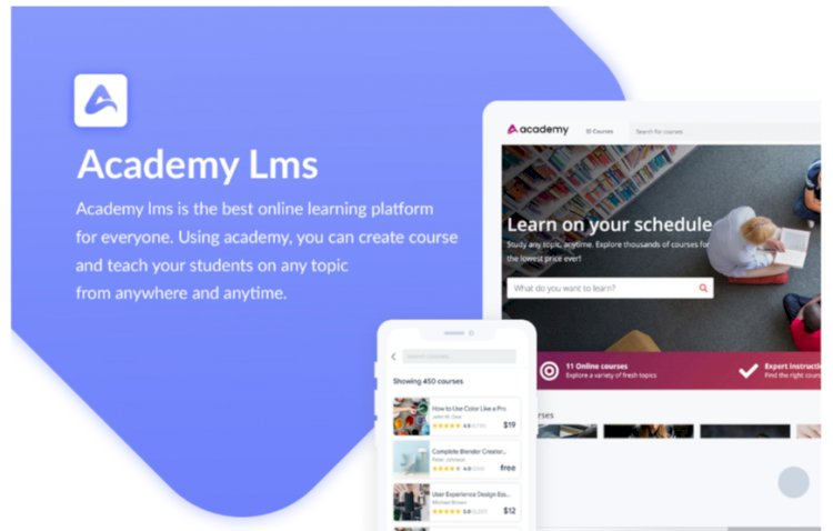 Start selling your courses by installing ACADEMY and make your online business today
