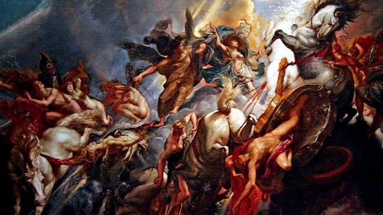 The most famous myths and gods in Greece