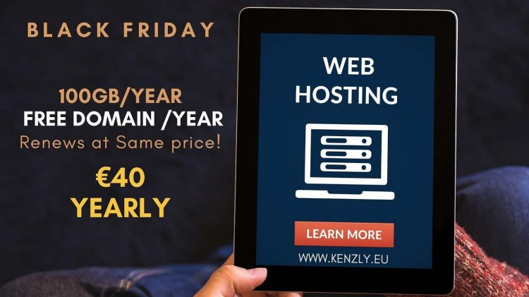 2020 BlackFriday and CyberMonday Web Hosting Discounts