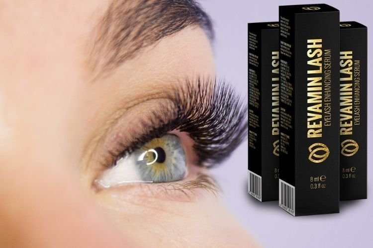 Revamin Lash improve the condition of your eyelashes