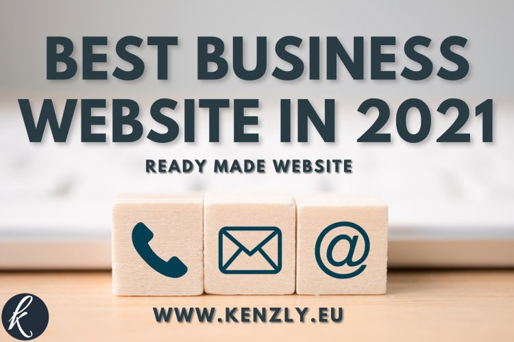 Best Business CMS Websites Scripts in 2021