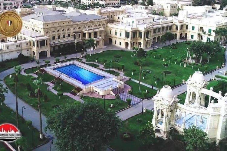 Abdeen Palace in Egypt