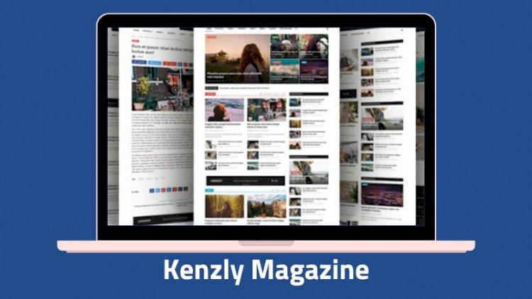 Kenzly Magazine