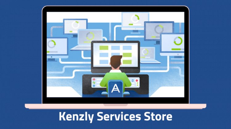 Kenzly Services Store