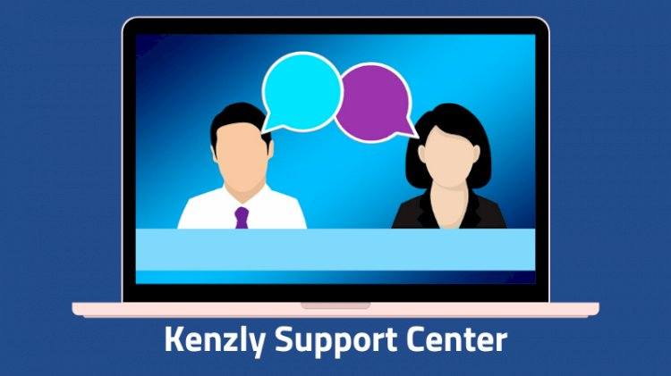 Kenzly Support Center