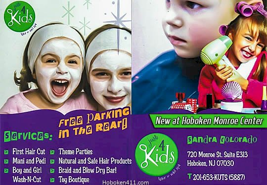 Kids Saloon - Developing static ideas can make big difference