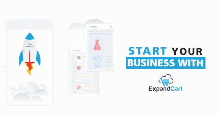 Expandcart - Create a beautiful online store with ease!